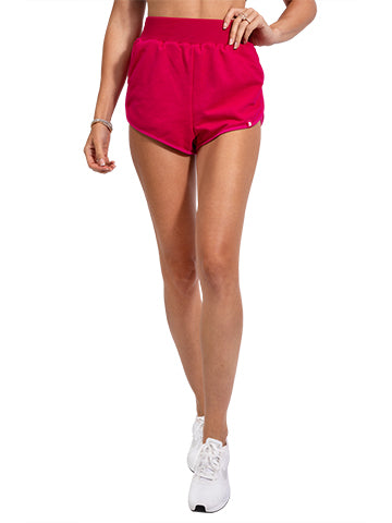 Sweat Shorts | Pink