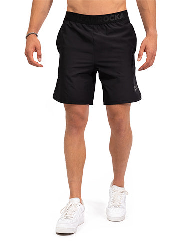 Light Performance Shorts | Black