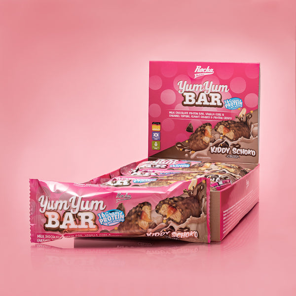 Yum Yum Bar | Kiddy Schoko Crisp