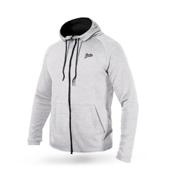 Performance Zipper | Heather Grey