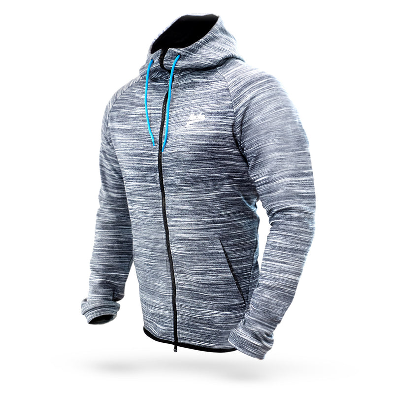 Rocka Nutrition Performance Zipper | Tech Grey