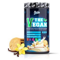 Rocka-the-vegan-vanilla-cookie-Dose-blau-mit-cookies-und-vanille