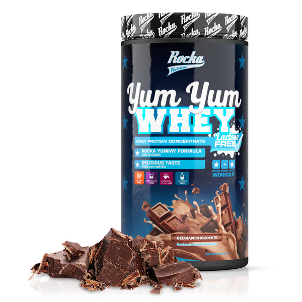 Yum Yum Whey | Belgian Chocolate
