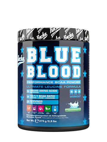 Blue Blood Rocka Apple BCAA Pulver