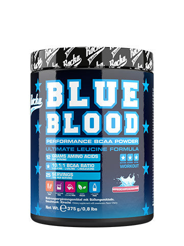 Blue Blood Rocka Cherry BCAA Pulver