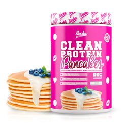 Clean Protein Pancakes Raw