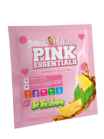 Alina's Pink Essentials | Ice Tea Lemon Probe