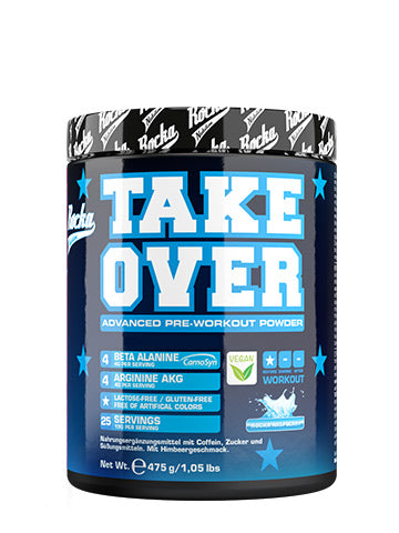 Takeover Rocka Raspberry Trainingsbooster