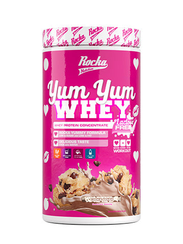 Yum Yum Whey | Cookie Dough
