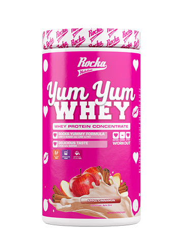 Yum Yum Whey | Apple Cinnamon