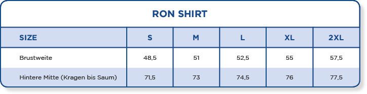 Ron Shirt | White