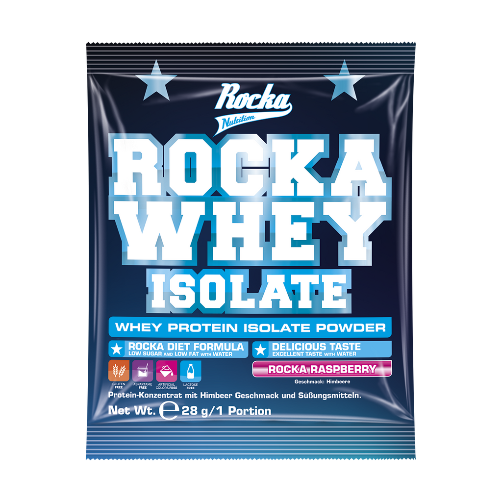 Rocka Whey Isolate | Probe