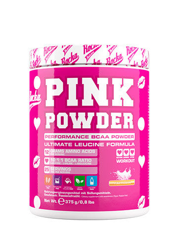 Pink Powder Pink Passion BCAA Pulver