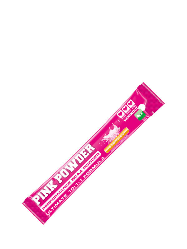 Pink Powder Pink Passion BCAA Pulver Probe
