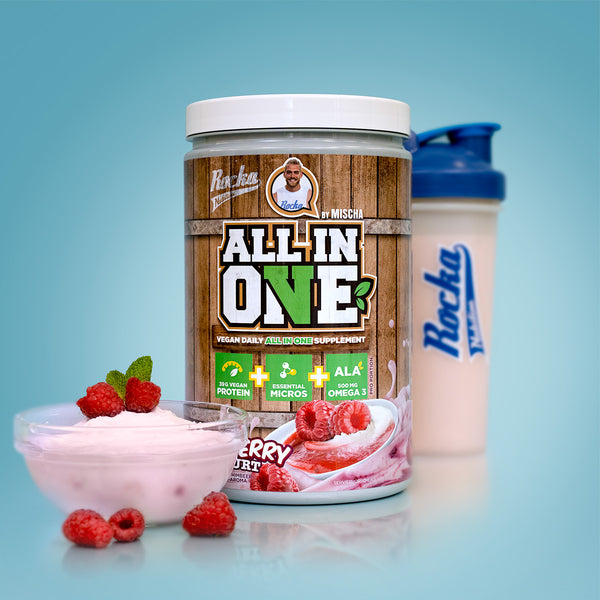 All-In (V)one | Raspberry Yoghurt