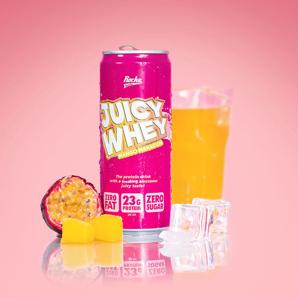 Juicy Whey | Mango Maracuja