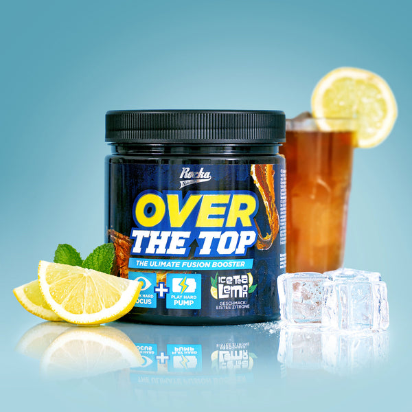 Over the Top | Ice Tea Lemon