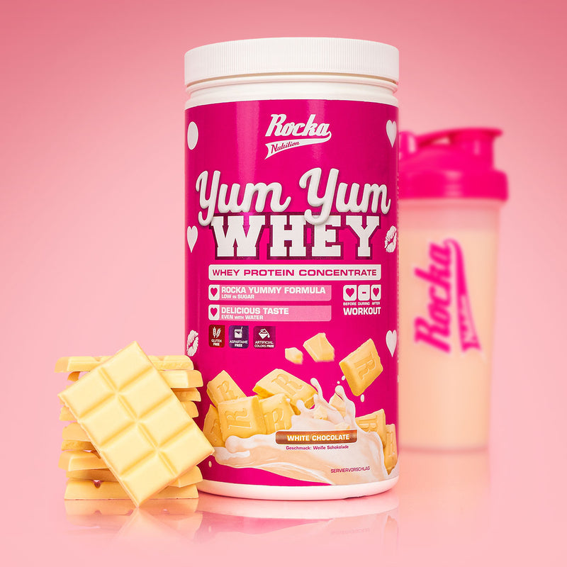 Yum Yum Whey | White Chocolate