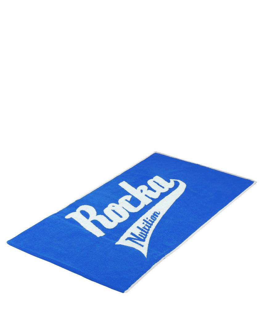 Rocka Gym Handtuch in blau