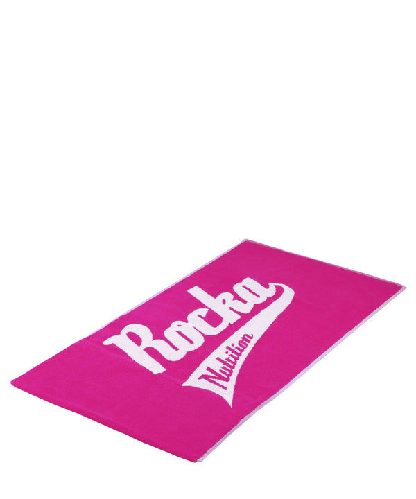 Rocka Gym Handtuch in pink