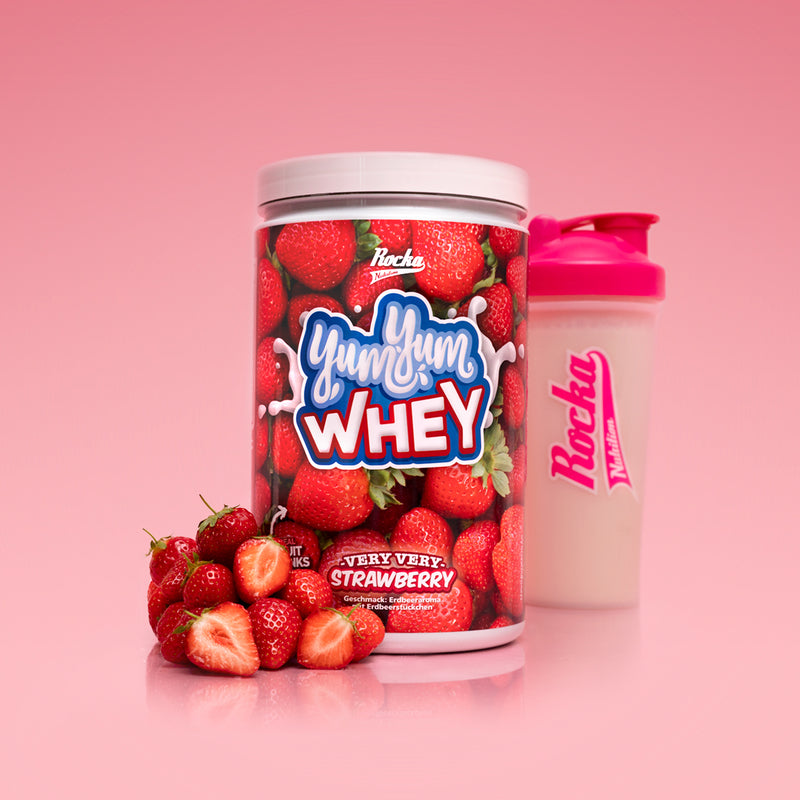Yum Yum Whey | Very Very Strawberry