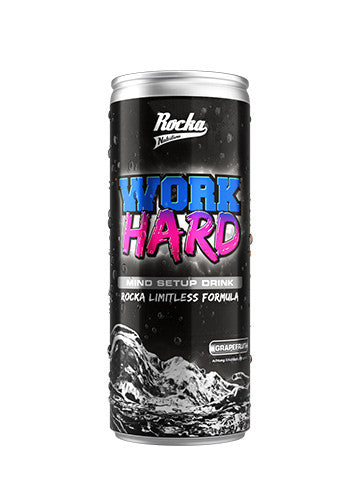 Work Hard Mind Booster Drink