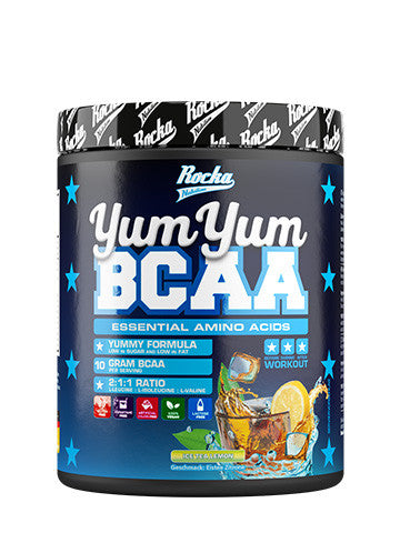 Yum Yum BCAA Ice Tea Lemon