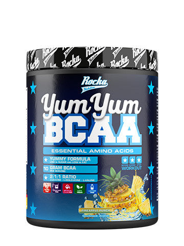 Yum Yum BCAA Pineapple Punch