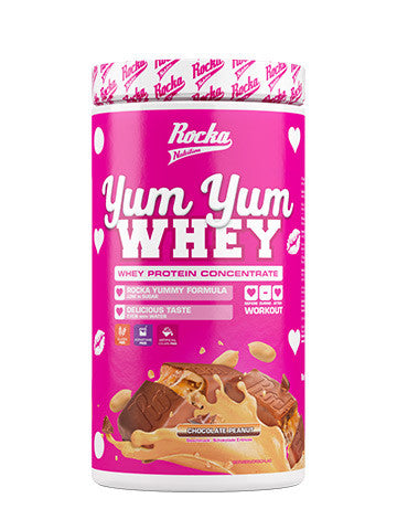 Yum Yum Whey Chocolate Peanut