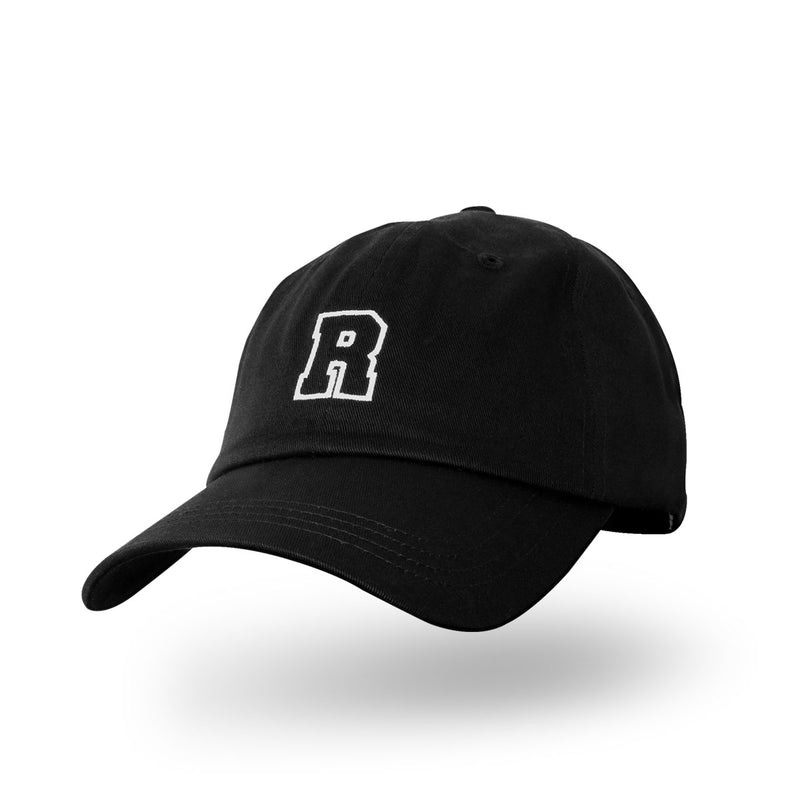 Rocka Dad Cap in schwarz