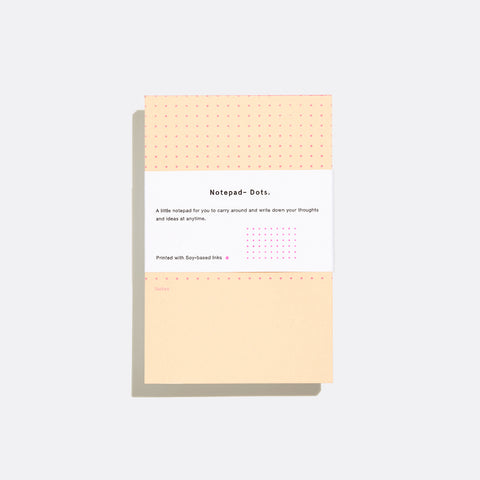 Mini Dots Notepad