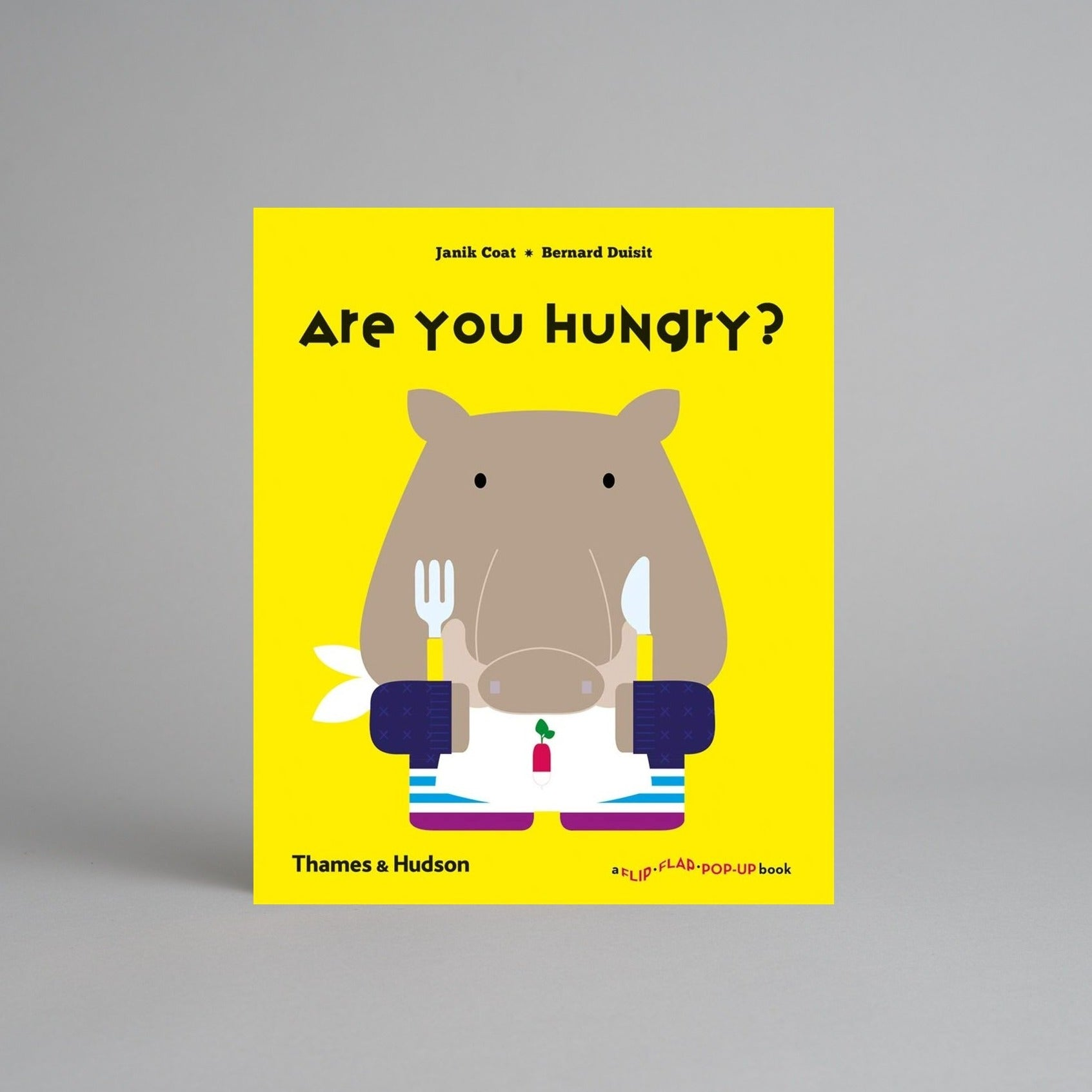 Are You Hungry? by Janik Coat and Bernard Duisit