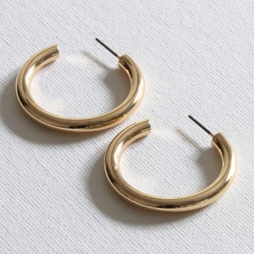 Hermione Hoop Earrings