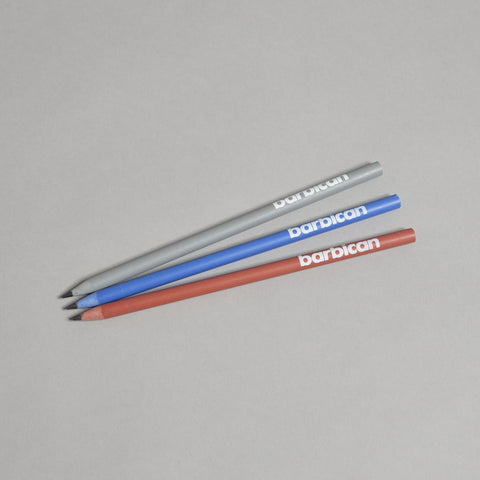 Barbican Logo Pencil