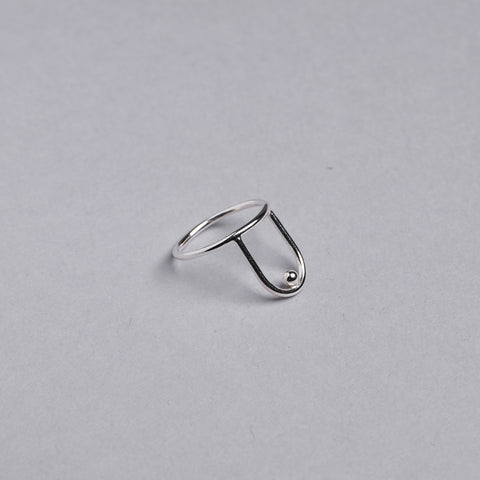 Arc Ring by Studio Adorn