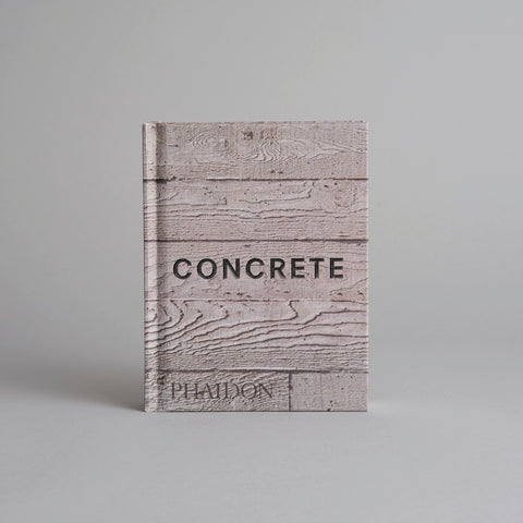 Concrete by William Hall (Mini Format)