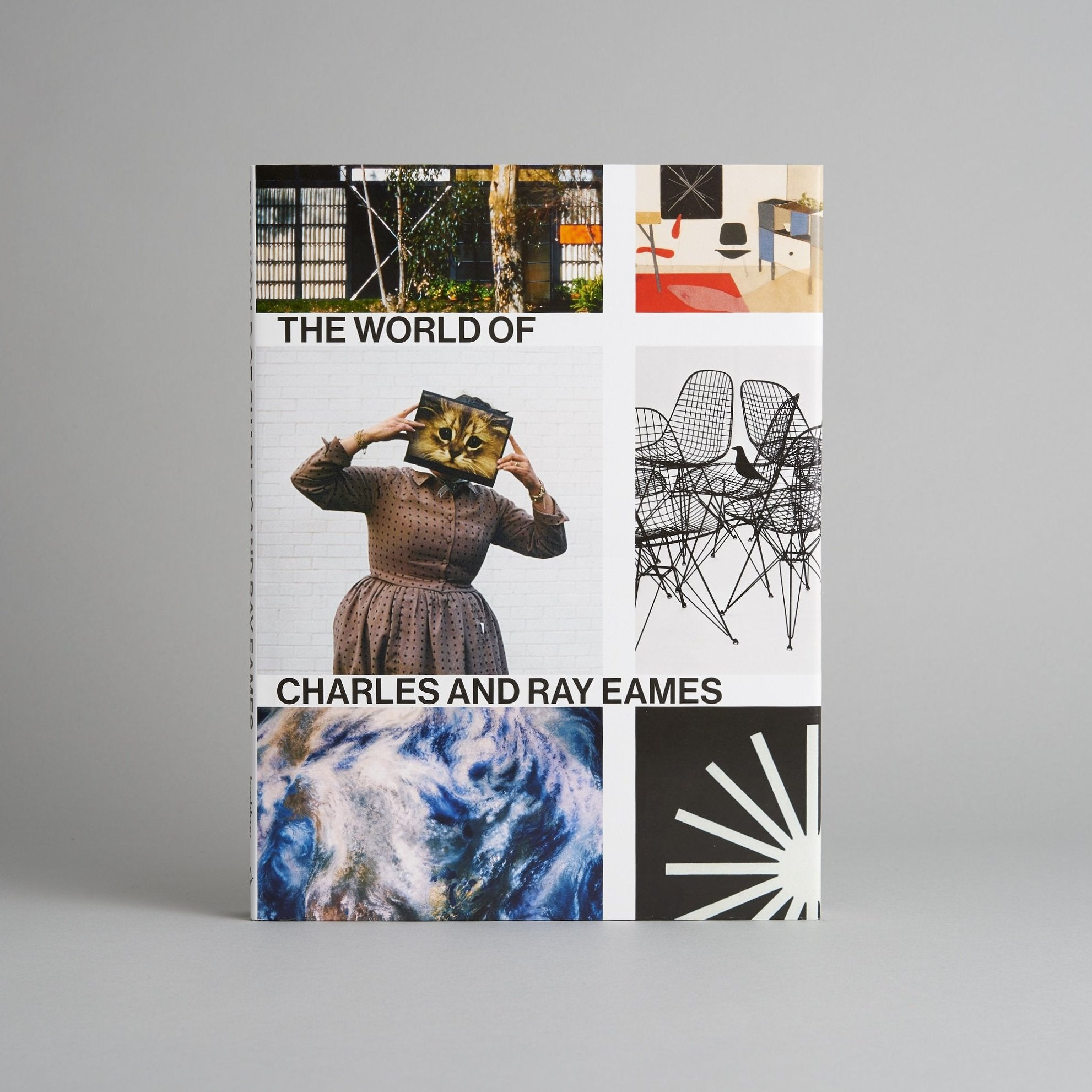 The World of Charles and Ray Eames Catalogue