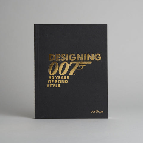 Designing 007: 50 Years of Bond Style