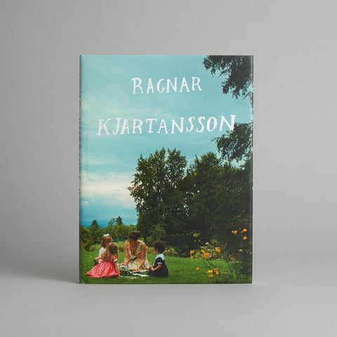 Ragnar Kjartansson Catalogue