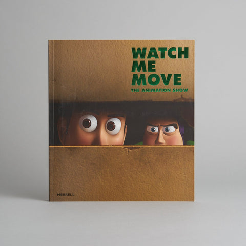 Watch Me Move Exhibition Catalogue