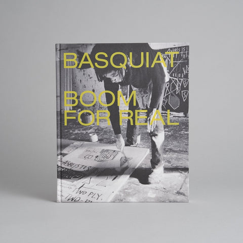 Basquiat: Boom for Real Catalogue