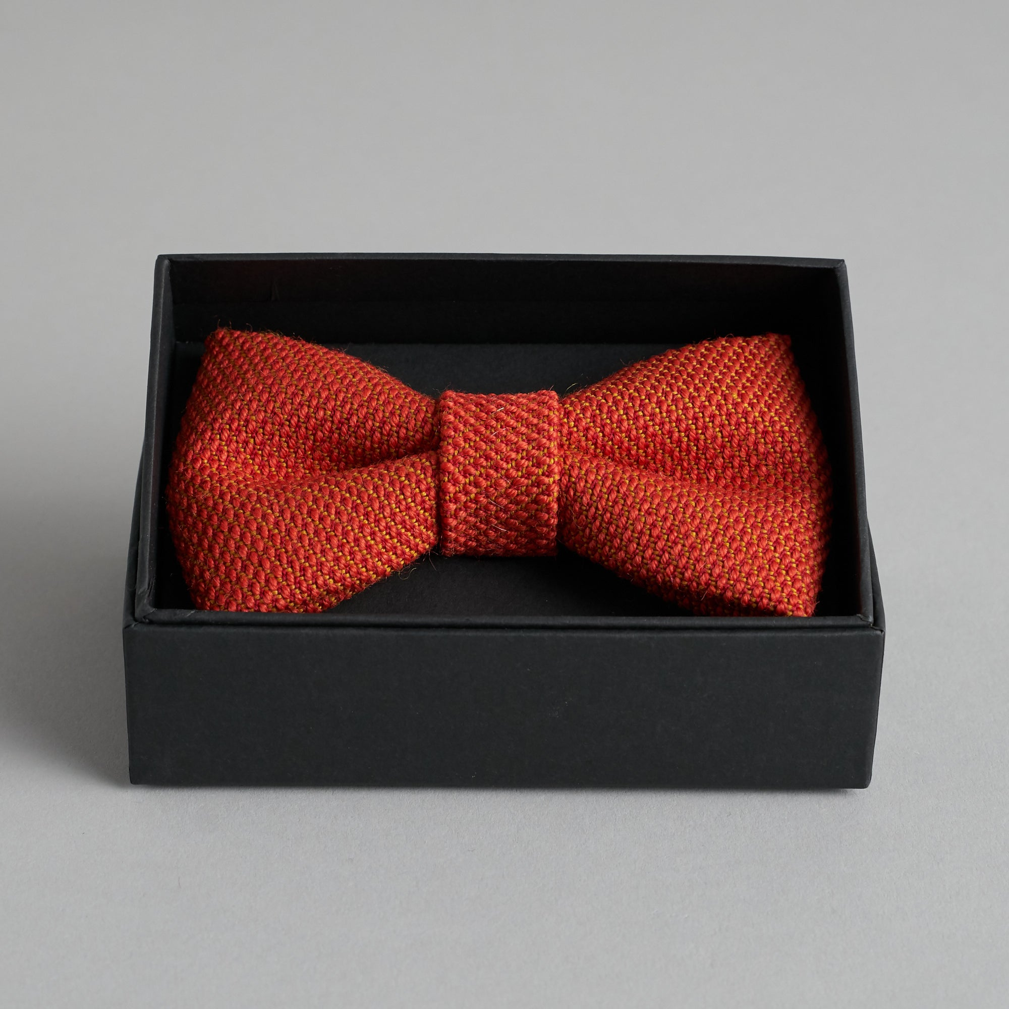 Brick Red Yumi Bow Tie