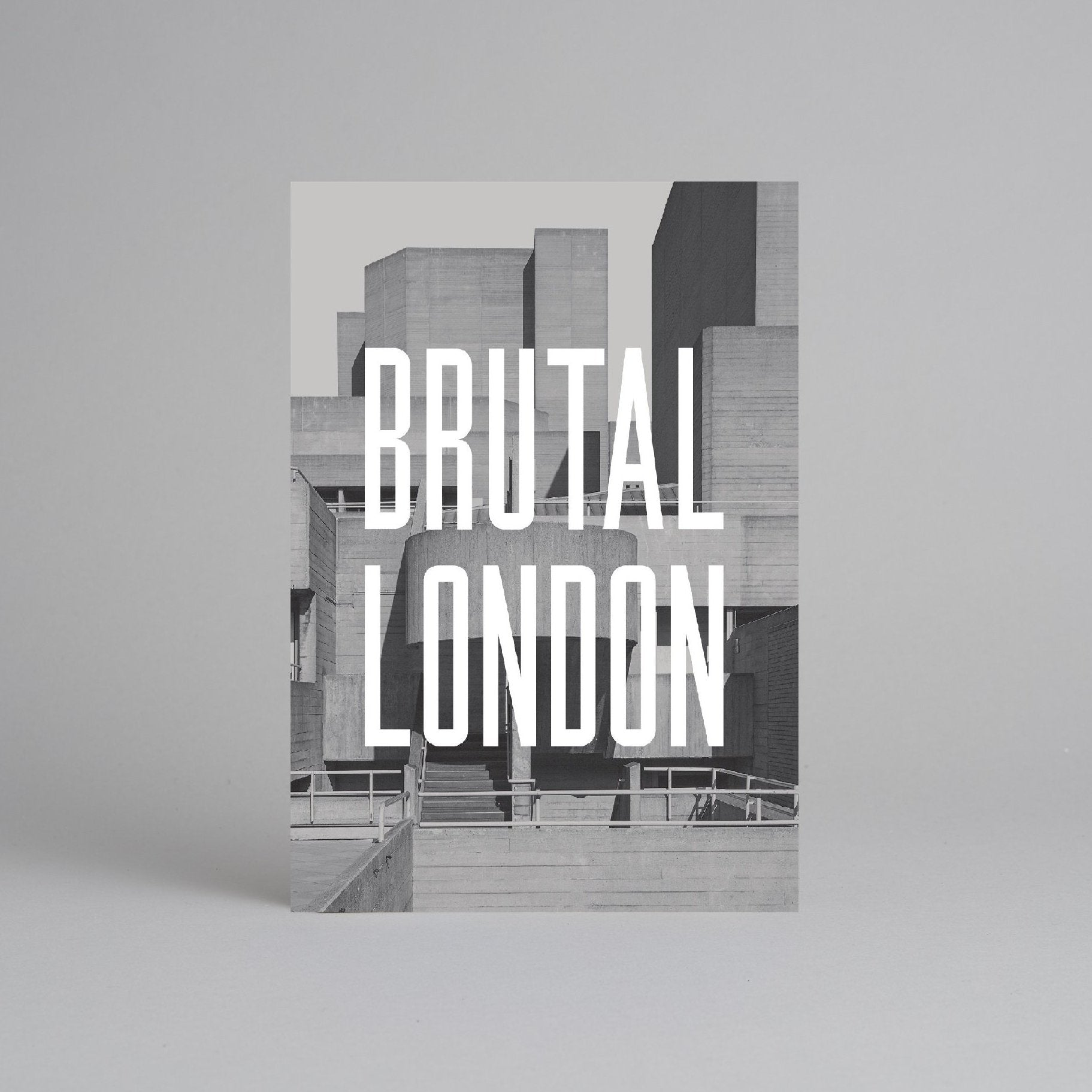 Brutal London by Simon Phipps