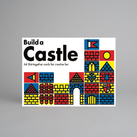 Build a Castle by Paul Farrell