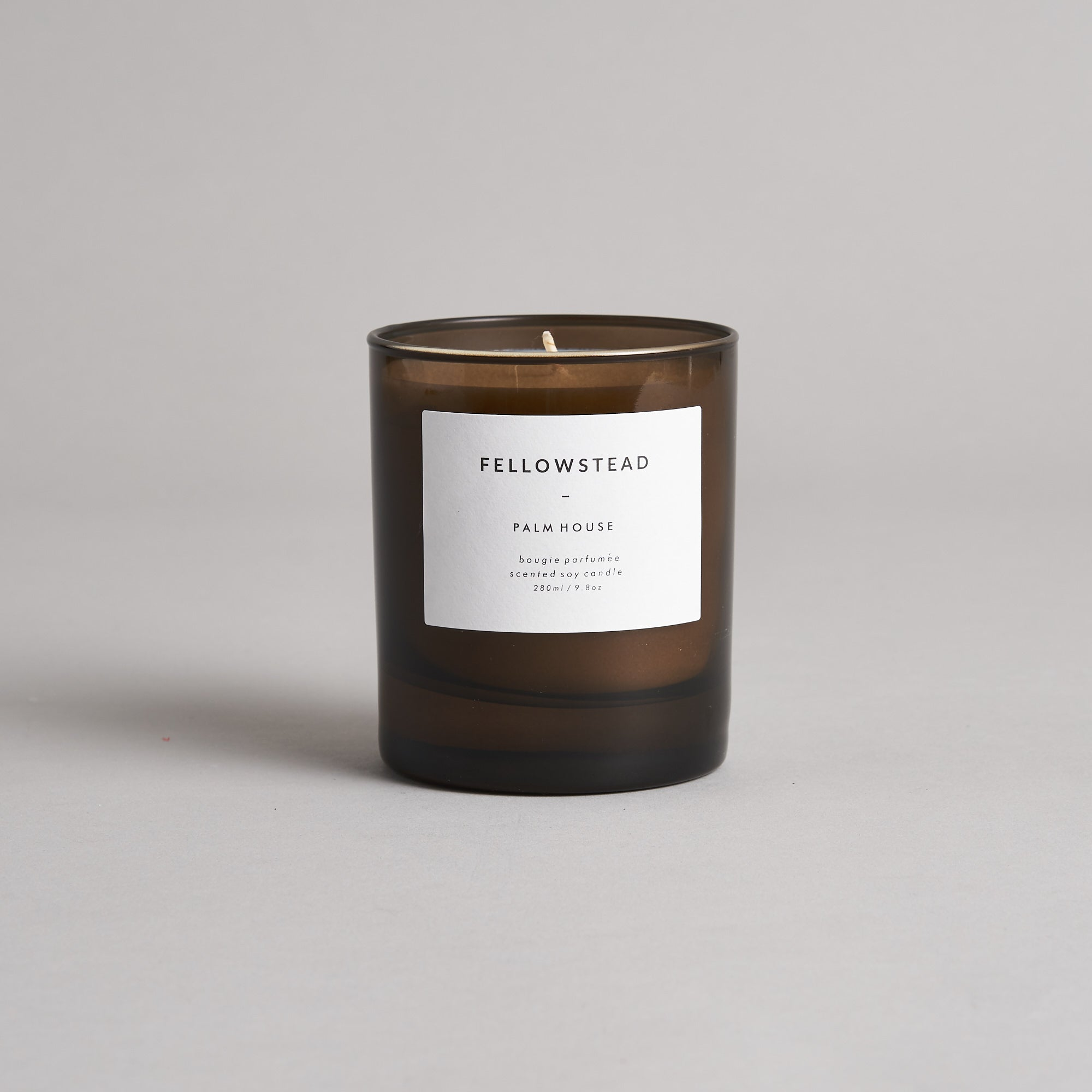 Palm House Soy Candle by Fellowstead