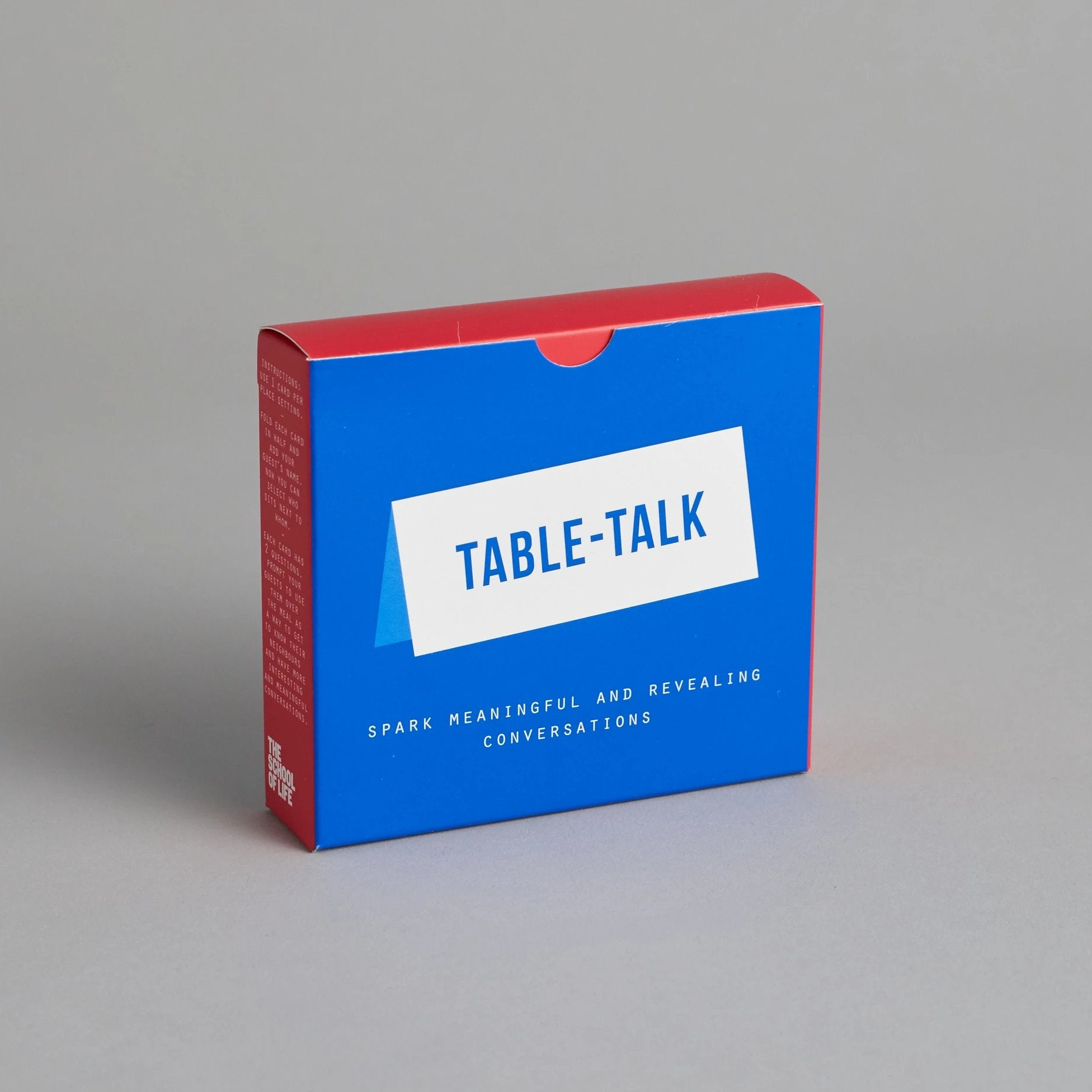 The School of Life Table Talk Conversation Cards