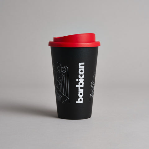 Barbican Architecture Reusable Cup