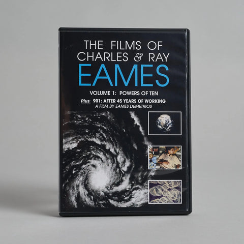 The Films of Charles & Ray Eames Volume 1 DVD