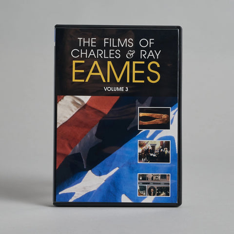 The Films of Charles & Ray Eames Volume 3 DVD
