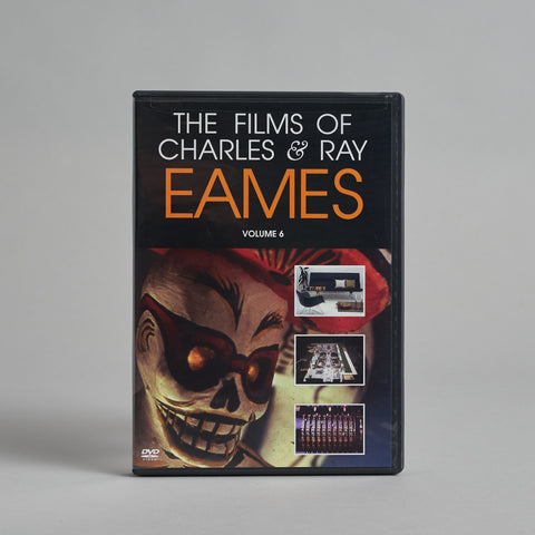 The Films of Charles & Ray Eames Volume 6 DVD